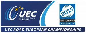 Sportrec cycling sport GPS tracking system at UEC Road European Championships 2015