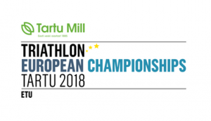 Triathlon European Championships GPS tracking